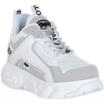 Chaussures Femme Baskets basses Buffalo CHAI WHITE Bianco