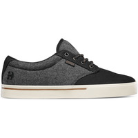 Chaussures Chaussures de Skate Etnies JAMESON 2 ECO BLACK HEATHER