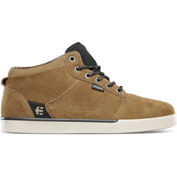Chaussures Chaussures de Skate Etnies JEFFERSON MID BROWN BLACK TAN