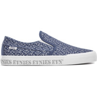 Chaussures Slip ons Etnies LANGSTON NAVY WHITE