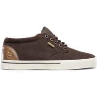 Chaussures Chaussures de Skate Etnies JAMESON MID BROWN TAN