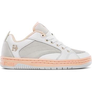 Chaussures Femme Chaussures de Skate Etnies CZAR WOS WHITE PINK