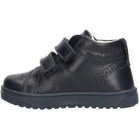 Chaussures Garçon Baskets montantes Balducci - Polacchino blu CSP4100 BLU