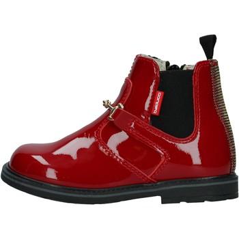 Chaussures Garçon Boots Balducci - Tronchetto rosso CITA 4201 ROSSO