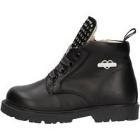 Chaussures Garçon Boots Balducci - Polacchino nero MATR2050 NERO