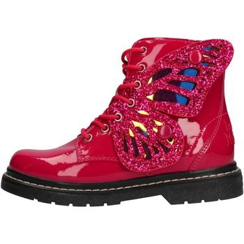 Chaussures Fille Bottines Lelli Kelly - Fior di fata fuxia LK 6540 FUXIA