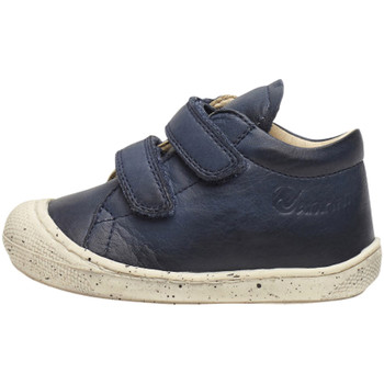 Chaussures Garçon Baskets montantes Naturino - Polacchino blu COCOON VL-0C02 BLU