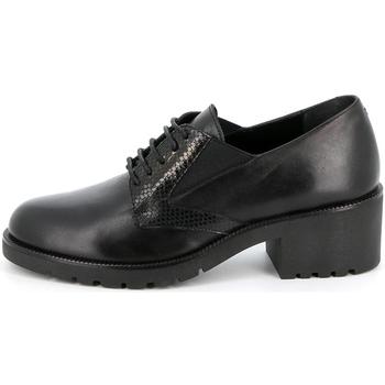 Chaussures Femme Derbies Grunland - Derby nero SC2964 NERO