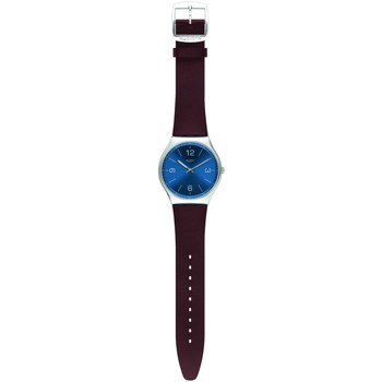 Montres & Bijoux Homme Montres Analogiques Swatch Montre  Skinwind collection Skin Irony 42 Blanc