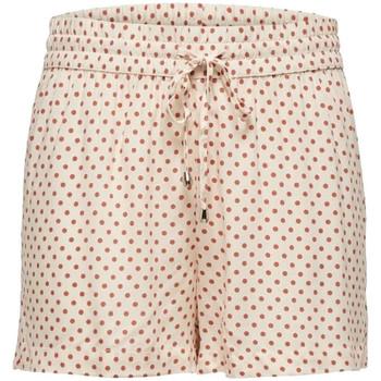 Vêtements Femme Shorts / Bermudas Jacqueline De Yong 15198156 Orange