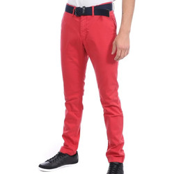 Vêtements Homme Chinos / Carrots Kaporal ROULAE20M72 Rouge