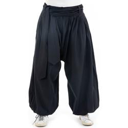 Vêtements Femme Calvin Klein Jeans Fantazia Pantalon sarouel bouffant aladin Amdhyo Noir
