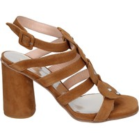 Chaussures Femme Sandales et Nu-pieds Sergio Cimadamore Sandales Daim Marron