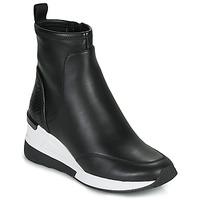 Chaussures Femme Baskets montantes MICHAEL Michael Kors KINSEY Noir