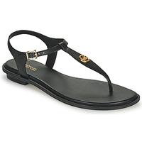 Chaussures Femme Sandales et Nu-pieds MICHAEL Michael Kors MALLORY THONG Noir