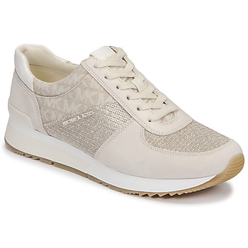 Chaussures Femme Baskets basses MICHAEL Michael Kors ALLIE TRAINER Beige