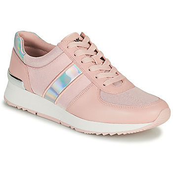 Chaussures Femme Baskets basses MICHAEL Michael Kors ALLIE TRAINER Rose