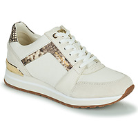 Chaussures Femme Baskets basses MICHAEL Michael Kors BILLIE TRAINER Beige