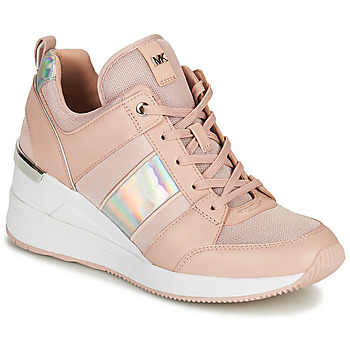 Chaussures Femme Baskets basses MICHAEL Michael Kors GEORGIE TRAINER Rose