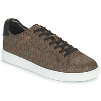 Chaussures Homme Baskets basses MICHAEL Michael Kors KEATING Marron