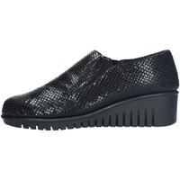 Chaussures Femme Slip ons The Flexx DW20-F4026 SLIP ON femme NOIR NOIR