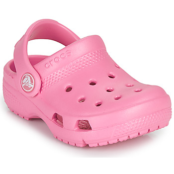 Chaussures Fille Sabots Crocs COAST CLOG K PTPK Rose