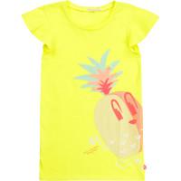 Vêtements Fille Robes courtes Billieblush / Billybandit U12625-599 Jaune