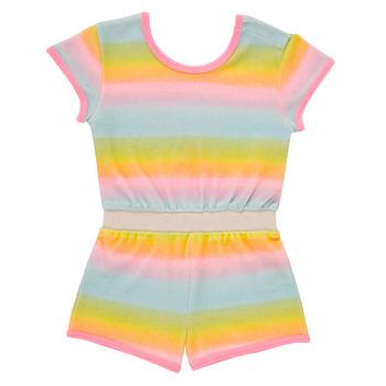 Vêtements Fille Combinaisons / Salopettes Billieblush / Billybandit U14419-Z41 Multicolore