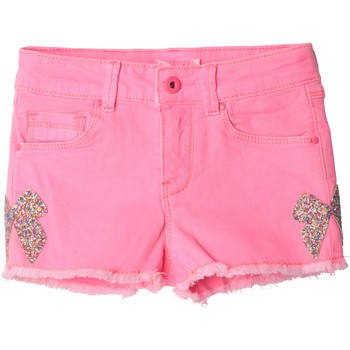 Vêtements Fille Shorts / Bermudas Billieblush / Billybandit U14424-462 Rose