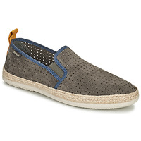 Chaussures Homme Espadrilles Bamba By Victoria ANDRE ELASTICOS ANTELIN Gris