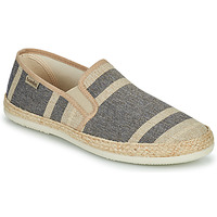 Chaussures Homme Espadrilles Bamba By Victoria ANDRE ELASTICOS RAYAS Bleu