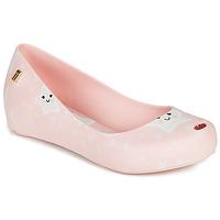 Chaussures Fille Sandales et Nu-pieds Melissa MEL ULTRAGIRL SWEET DREAMS Rose / Blanc