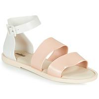 Chaussures Femme Sandales et Nu-pieds Melissa MELISSA MODEL SANDAL Blanc / Rose