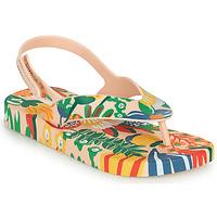 Chaussures Enfant Tongs Melissa MINI MELISSA & IPANEMA Multicolore