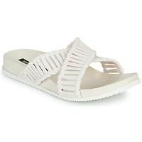 Chaussures Femme Mules Melissa COSMIC II & SALINAS Blanc