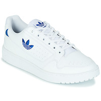 Chaussures Baskets basses adidas Originals NY 92 Blanc / Bleu