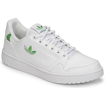 Chaussures Baskets basses adidas Originals NY 92 Blanc / Vert