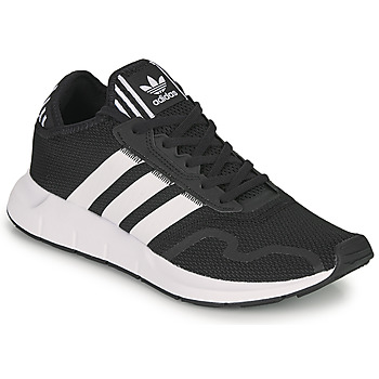 Chaussures Baskets basses adidas Originals SWIFT RUN X Noir / Blanc