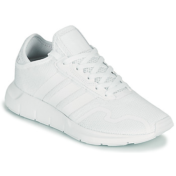 Chaussures Enfant Baskets basses adidas Originals SWIFT RUN X J Blanc