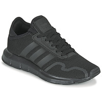 Chaussures Enfant Baskets basses adidas Originals SWIFT RUN X J Noir