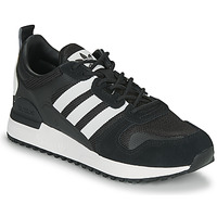Chaussures Baskets basses adidas Originals ZX 700 HD Noir / Blanc