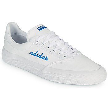 Chaussures Baskets basses adidas Originals 3MC Blanc / Bleu