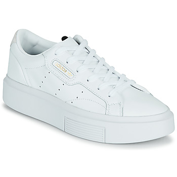 Chaussures Femme Baskets basses adidas Originals adidas SLEEK SUPER Blanc