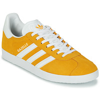 Chaussures Baskets basses adidas Originals GAZELLE Jaune