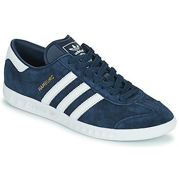 Chaussures Homme Baskets basses adidas Originals HAMBURG Marine