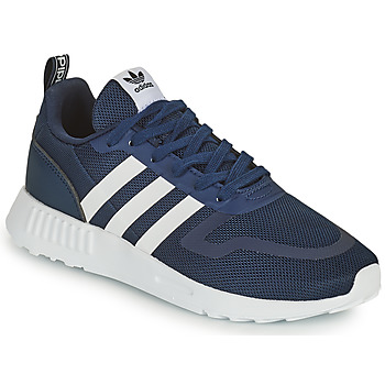 Chaussures Enfant Baskets basses adidas Originals SMOOTH RUNNER C Marine / Blanc