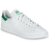 Chaussures Baskets basses adidas Originals STAN SMITH ECO-RESPONSABLE Blanc / Vert