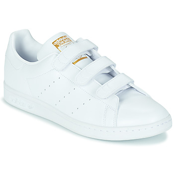 Chaussures Baskets basses adidas Originals STAN SMITH CF Blanc