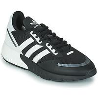 Chaussures Baskets basses adidas Originals ZX 1K BOOST Noir / Blanc