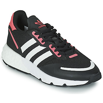 Chaussures Femme Baskets basses adidas Originals ZX 1K BOOST W Noir / Rose